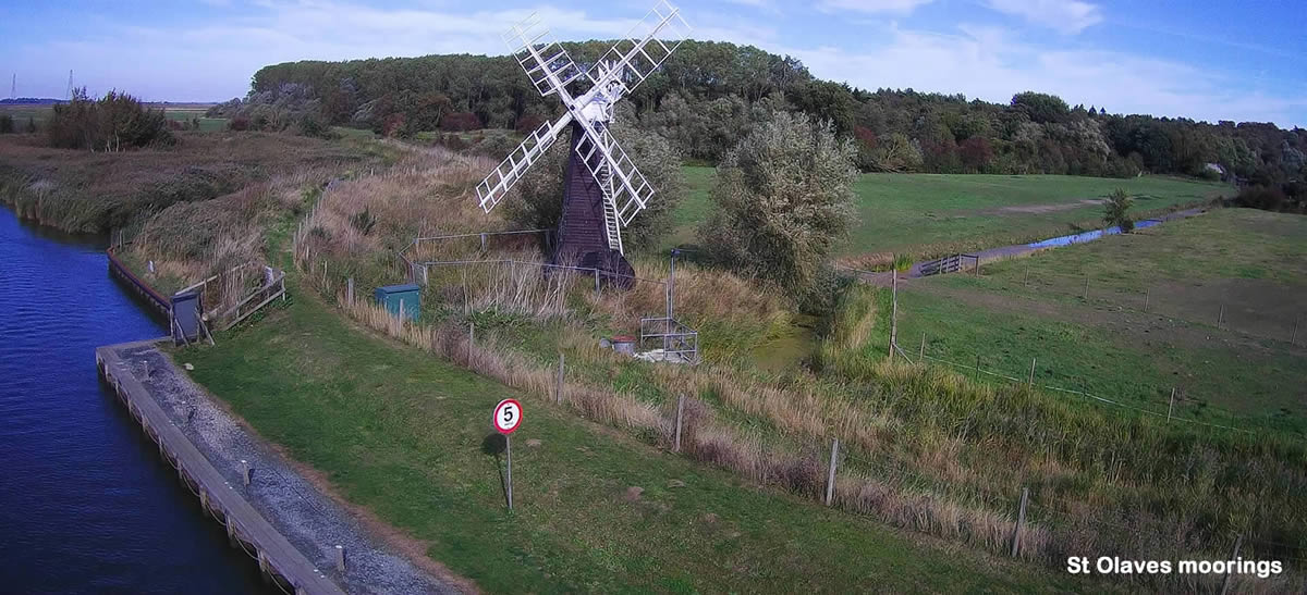 Windpump at St Olaves